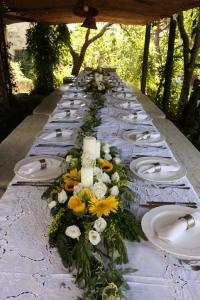 Italian Wedding Tuscany Villa Lucia