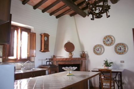 Tuscan Villa Lucia Chicken Coop Lodging Rental