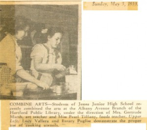 Teaching cooking in the 50's. Never thought I would be doing it 60 years later.
