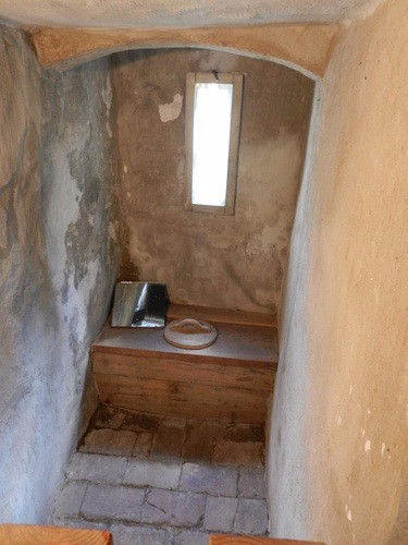 Lucia Tuscan Villa Seventy Years Of Bathroom Experiences In Italy